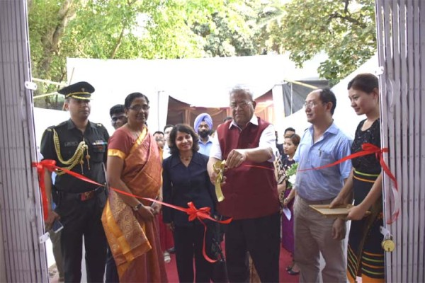 Guv inaugurates Radiotherapy Centre at CIHSR