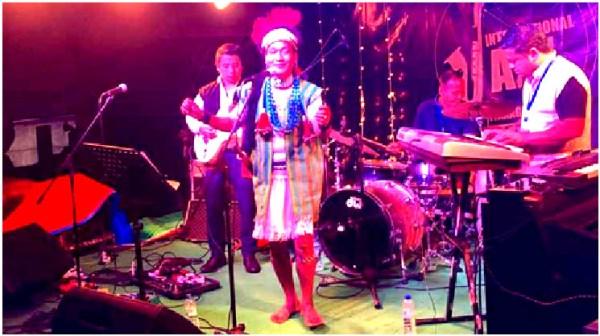 Itanagar: a city wakes up to jazz