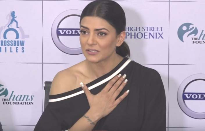 Was molested by a 15-year-old boy: Sushmita Sen