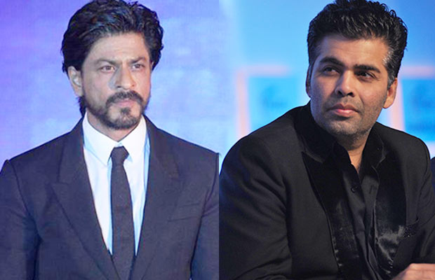 Shah Rukh has been one of my best experiences in cinema: Karan Johar