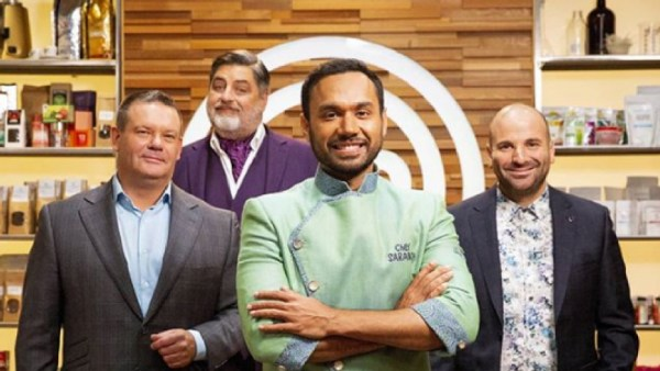 Chef Saransh Goila becomes the first Indian chef to appear as judge on MasterChef Australia