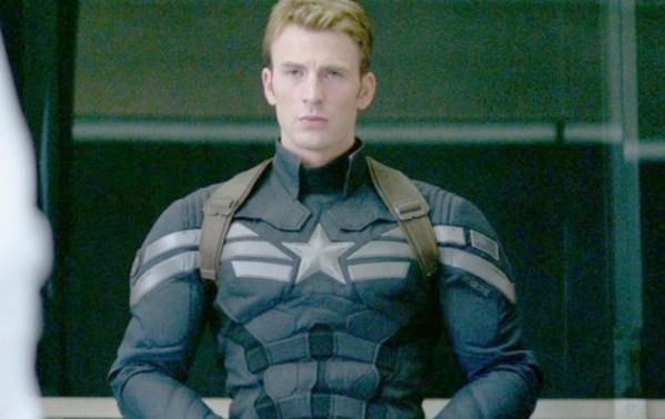 Chris Evans reveals details of his last scene as Captain America