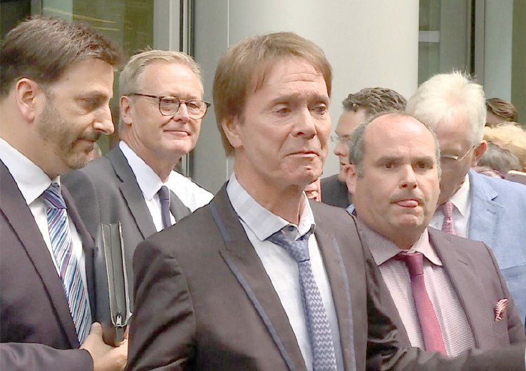 Sir Cliff Richard wins £210,000 damages from BBC