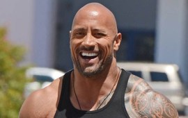 Dwayne Johnson was asked to drop his nickname 'The Rock'