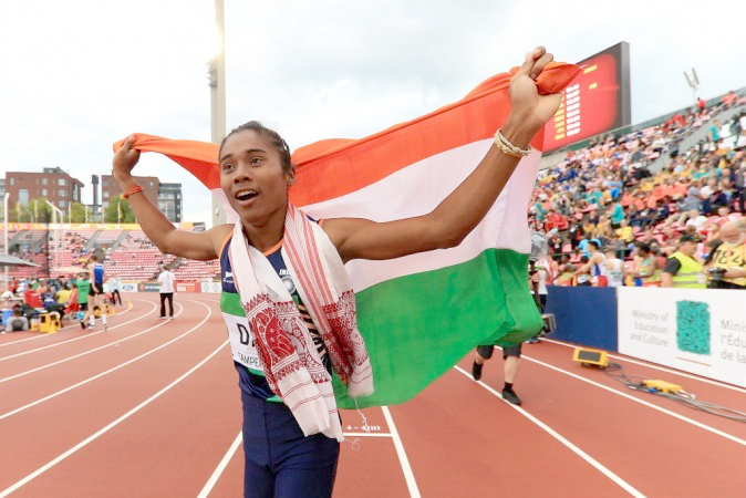 Hima Das: From Assam's rice fields to becoming India's first world gold medallist on track