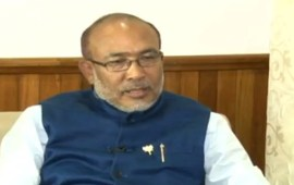 Indo-Naga talks: Manipur CM urges people, civil society organsiation to maintain calm & peace