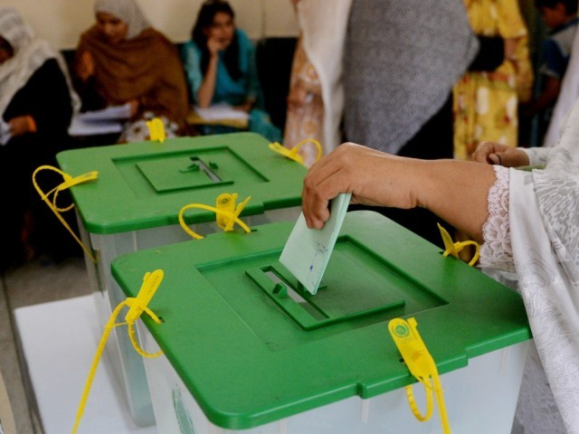 Largest military deployment for Pakistan polls today