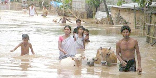 Assam flood situation deteriorates
