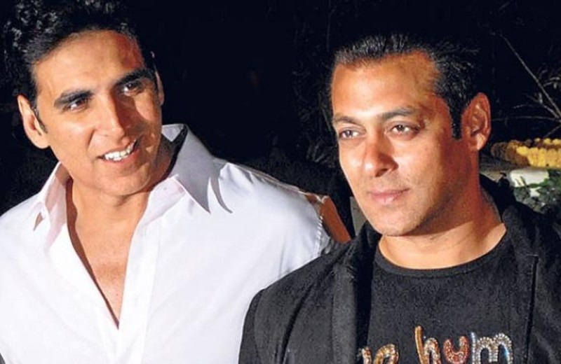 Salman Khan, Akshay Kumar among Forbes' highest paid celebs in world