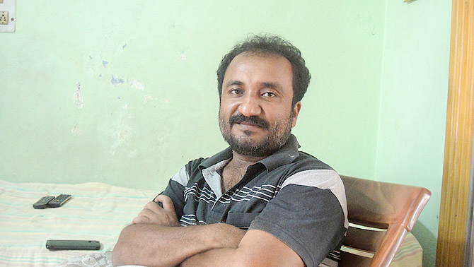 Anand Kumar fighting a smear campaign