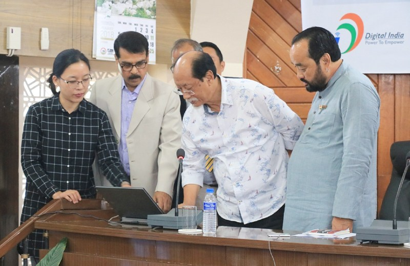 CM Dashboard, e-NPS launched