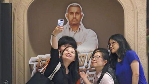 China's love for Bollywood is growing