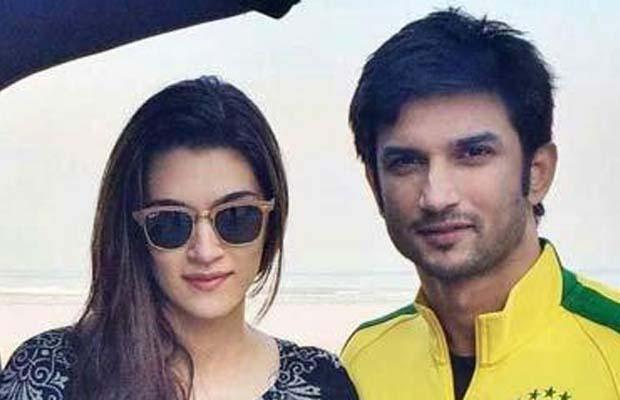 Kriti Sanon and Sushant Singh Rajput headed for splitsville?