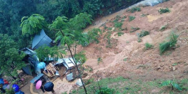 Most landslides in Manipur caused by  anthropogenic factors: Env ministry