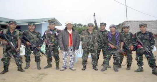 Coup in Myanmar-based NSCN(K): Myanmar origin Naga members throw out Indian-origin chairman