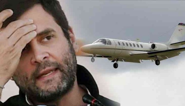 Rahul Gandhi's plane was just 20 seconds away from crashing: DGCA