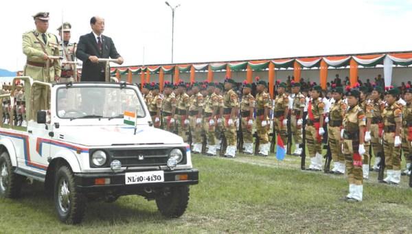 Nagaland on threshold of common future: CM