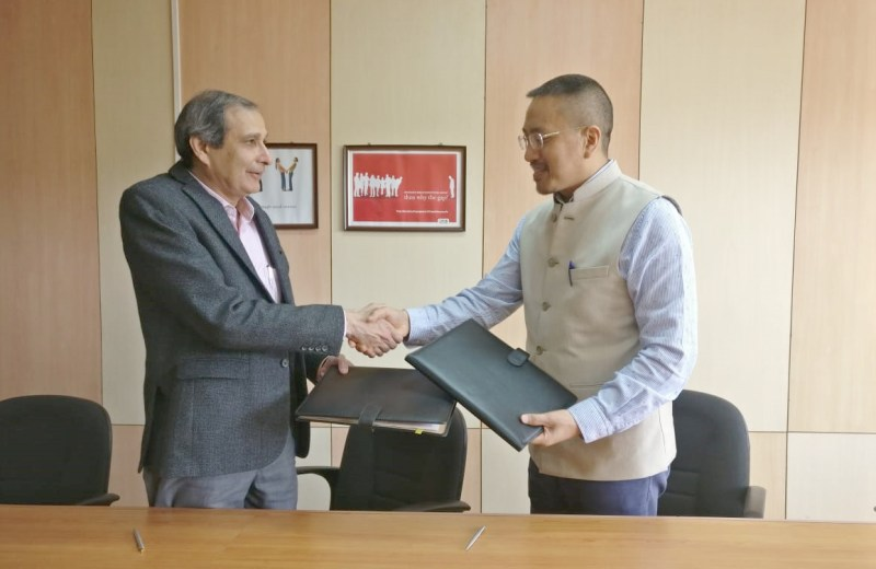 State signs MoU with Tata Trusts for cancer care; To set up Nagaland Cancer Care Foundation