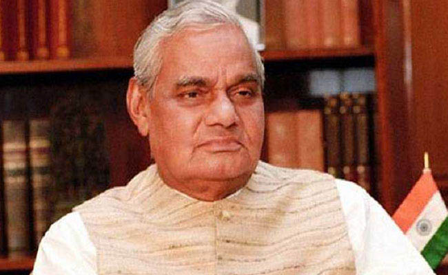Former PM, Atal Bihari Vajpayee is no  more