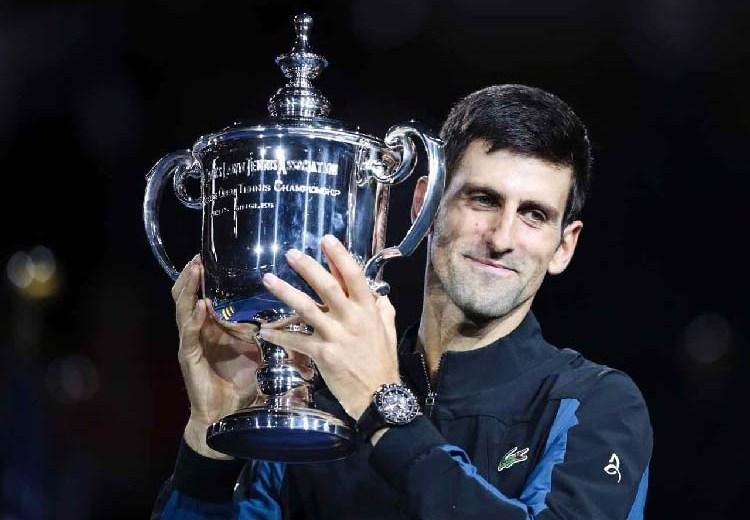 Novak Djokovic wins third US Open beating del Porto, equals Sampras on 14 Grand Slams