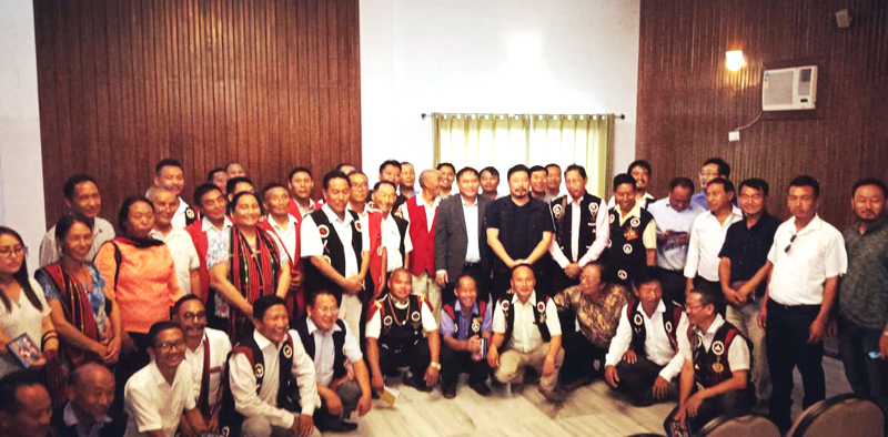 NSCN (IM) holds consultation with Eastern Sumi Hoho
