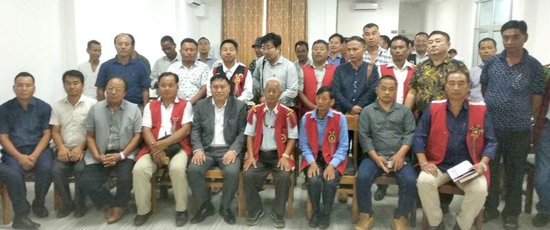 There will be one talk;  one solution: NSCN (IM)