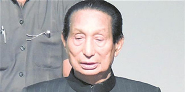 Time to revive, restore & reinvent  Naga society: SC Jamir