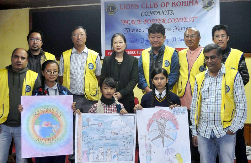LCK organizes Peace Poster contest