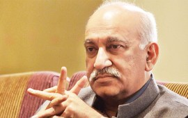MJ Akbar resigns, says will fight 'false accusations' in personal capacity