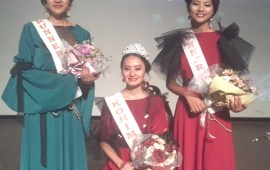 Vekhotolu Lohe is Miss Kohima 2018