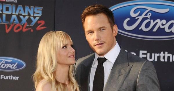 Chris Pratt and Anna Faris settle divorce