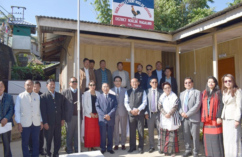 NPF signify identity of Naga people: Shurho