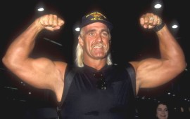 Hulk Hogan 'banned from being mentioned by WWE'