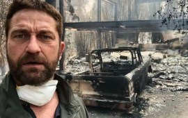 Miley Cyrus, Gerard Butler, Robin Thicke's houses gutted in California wildfire