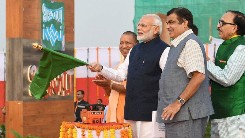 India's first multi-modal terminal on inland  waterways inaugurated in Varanasi