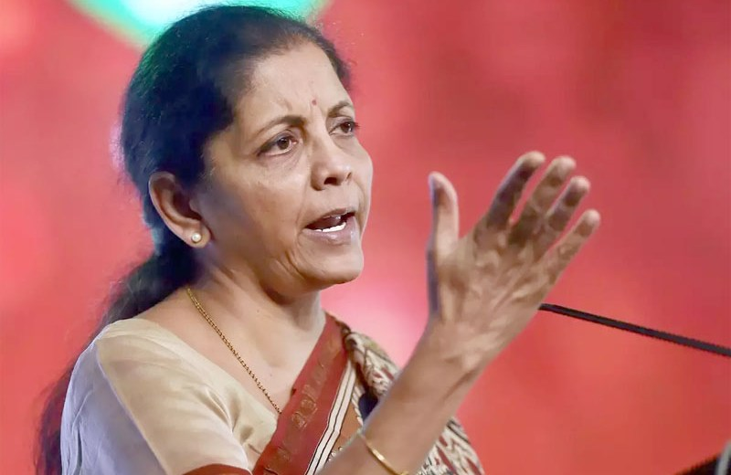 Differences between India, China should not become disputes: Nirmala Sitharaman