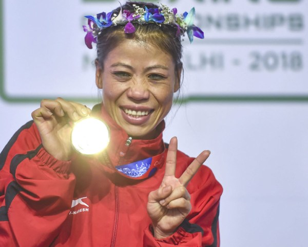 Mary Kom wins historic 6th World Boxing Championships gold
