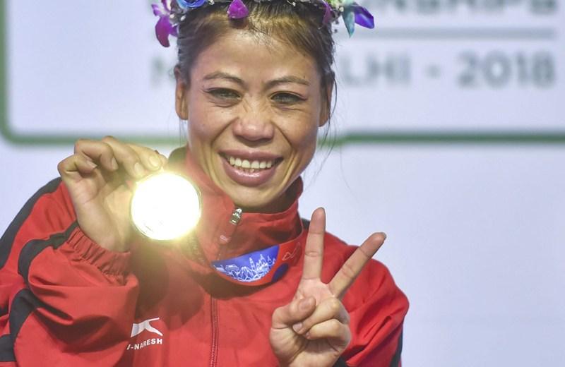 Mary Kom wins historic 6th World Boxing Championships gold