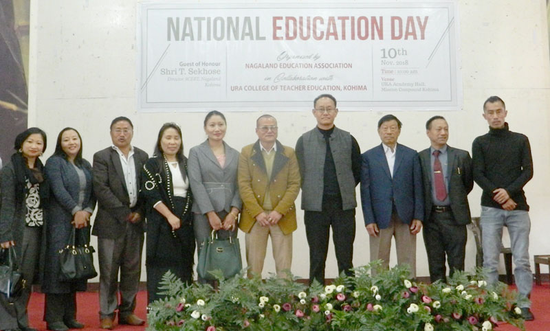 Nagaland calls for bringing qualitative change in education sector