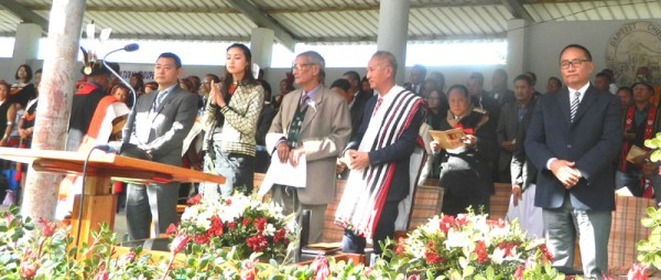 Nagas at a defining moment to be united & exist  or be crushed & perish: Rev Zelhou