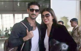 Sushmita Sen and her rumoured boyfriend Rohman Shawl to marry?