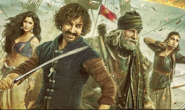 Thugs of Hindostan gets leaked online after  recording the highest Bollywood opening
