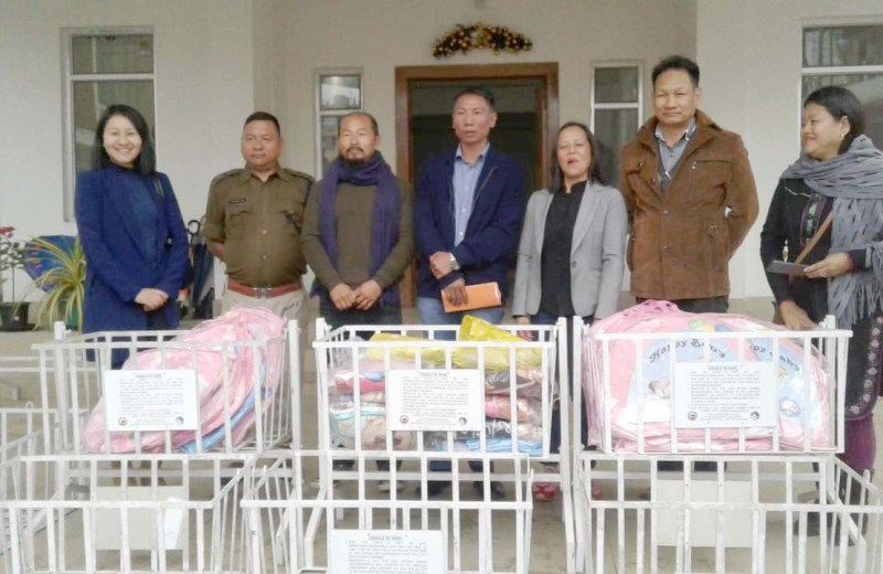 Dimapur gets 'Cradle of Hope'  for unwanted newborns