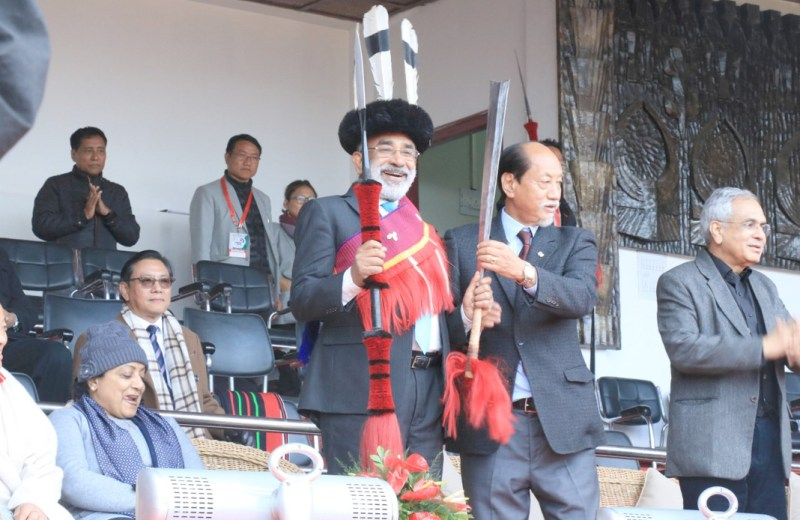 Tourism is the future for Nagaland: Alphons