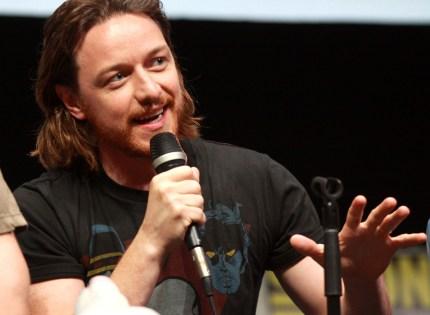 James McAvoy doubtful of X-Men amalgamation into Marvel Cinematic Universe