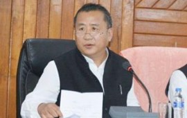 Temjen Toy appointed Chief  Secretary
