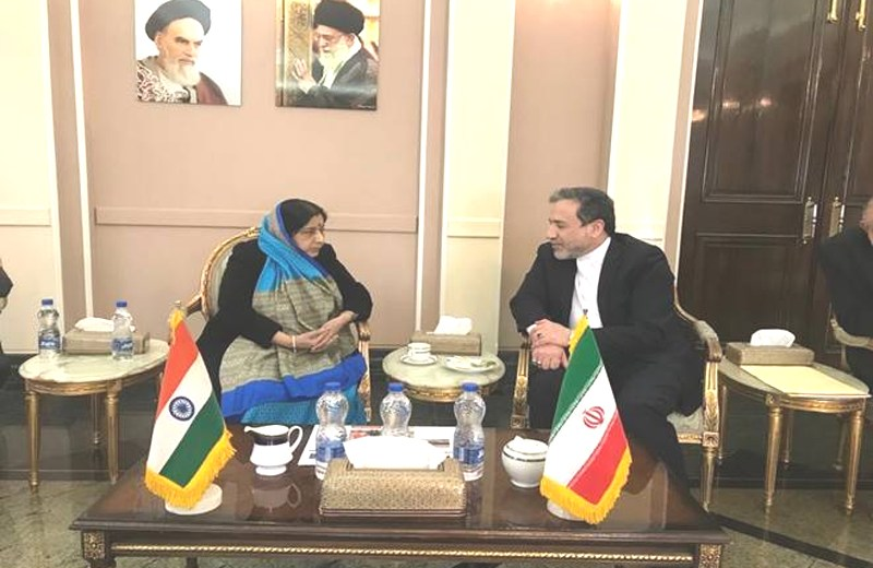 India, Iran agree to join forces against terrorism