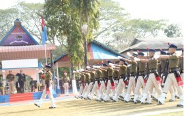 390 Recruit Constables  pass out from PTS