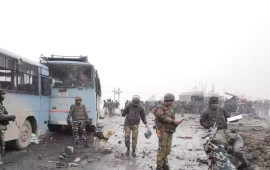 Pulwama terror attack: 80 kg high-grade RDX used; 7 detained by J&K cops