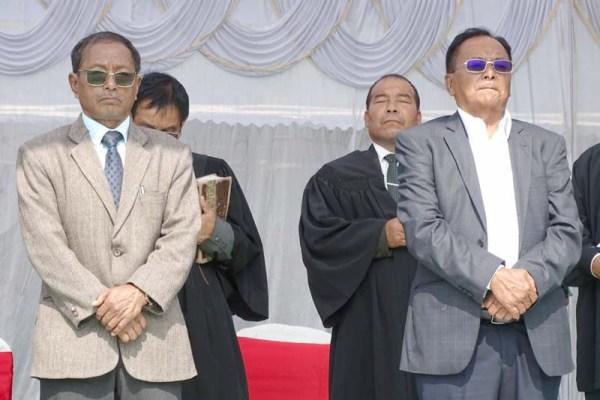 Q Tuccu elected NSCN (IM) chairman; Tongmeth Wangnao is vice chairman